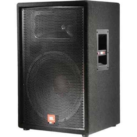 Speaker Jbl jbl jrx115 jrx 115 passive pa speaker whybuynew