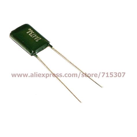polyester pf capacitor aliexpress buy phiscale 200pcs of polyester capacitor 100v 47000pf 47nf 0 047uf