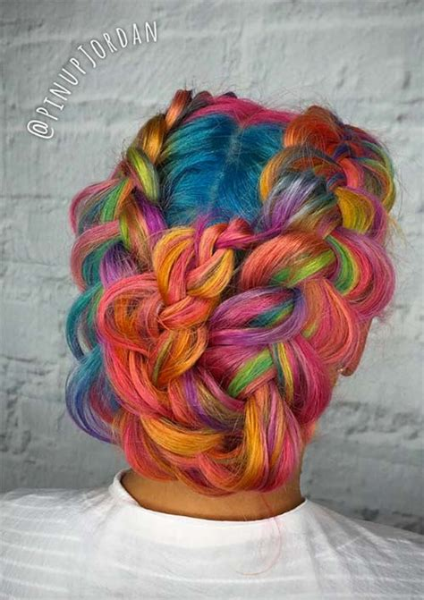 ridiculously awesome braided hairstyles  inspire  fashionisers