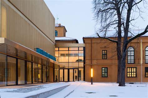 lehnbach haus lenbachhaus museum by foster partners