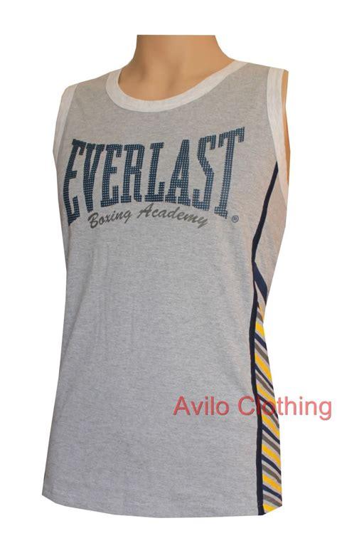 T Shirt Everlast One Tshirt Rodp everlast vest new mens sleeveless boxing