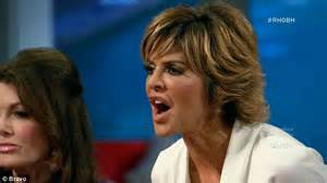 brandi house of beverly hair cut lisa rinna debuts new do after brandi glanville attacks