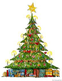 Christmas Tree Pictures by File Christmas Tree Ink04 Jpg