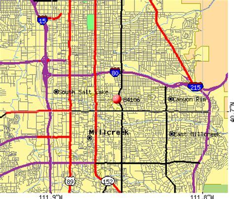 zip code map utah salt lake city zip code map salt lake city utah new york map