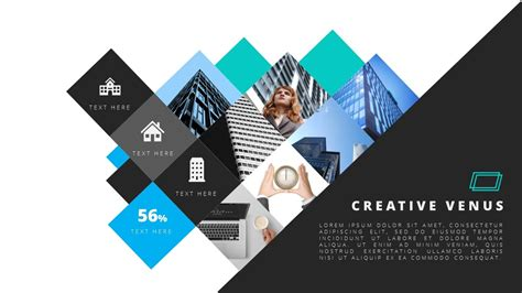 powerpoint design gallery how to design beautiful smart art slide template in