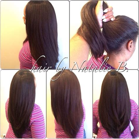 best wayto have a weave sown in for short hair the 25 best versatile sew in ideas on pinterest natural