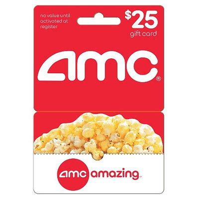 Bj S Wholesale Gift Card - 25 amc gift card bj s wholesale club