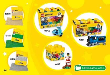 Jual Lego Classic Creative Box Blue Green Orange lego green creative box 10708 classic