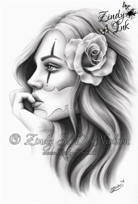 chicano beauty by zindy on deviantart