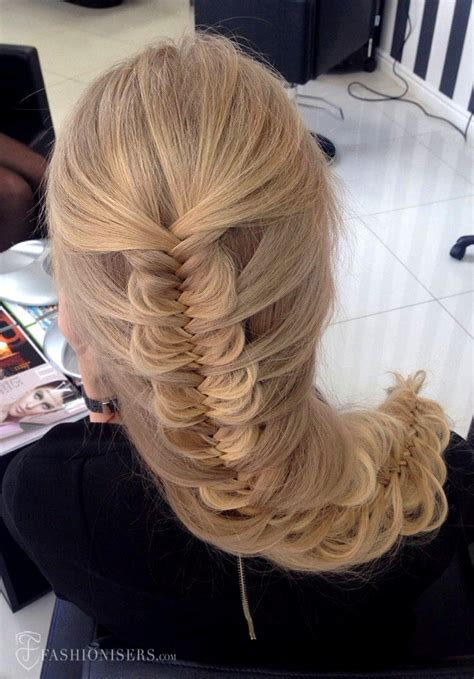Pretty Prom Hairstyles by Pretty Braided Hairstyles For Prom Fashionisers
