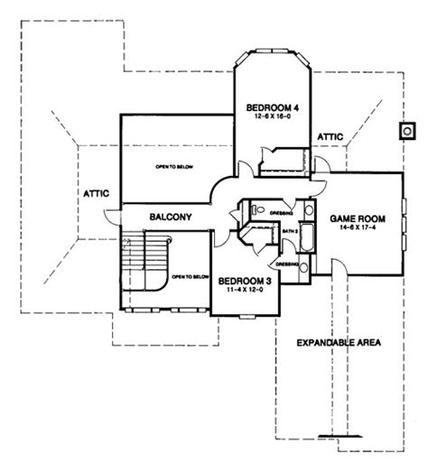 Normandy House Plans by The Normandy House Plan Home Design And Style