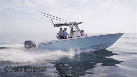 30st contender fishing boat contender boats - Contender 30st Boats For Sale