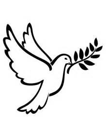dessin colombe