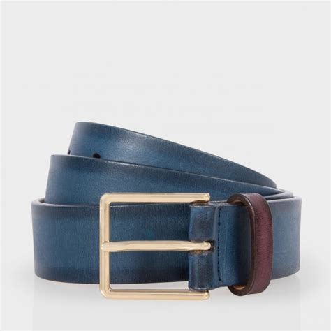 mens blue leather belt hairstyle 2013