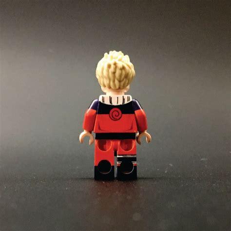 naruto custom printed lego minifigure bricks canal store