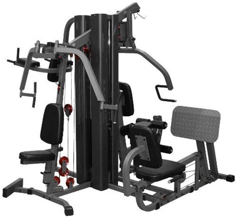 xmark fitness 4 station home 16 set click