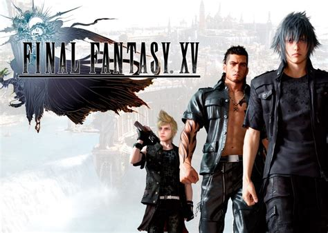 film anime final fantasy final fantasy xv release date announced with new movie and