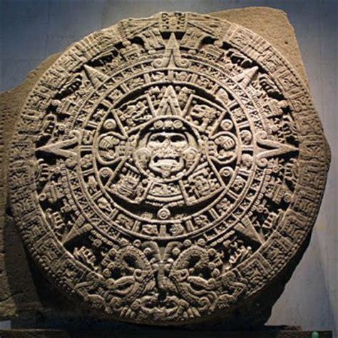 Donde Esta El Calendario Original Era Mito Da Cria 231 227 O Asteca