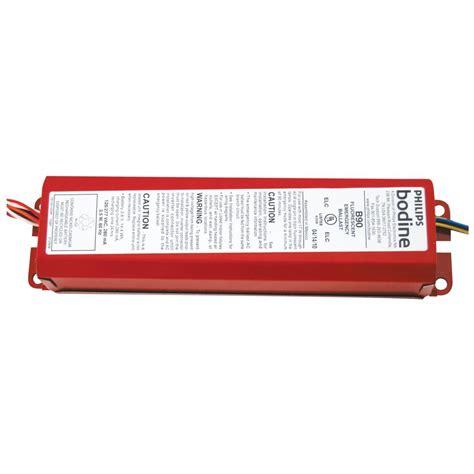 led bodenle bodine model b90 fluorescent emergency lighting ballast