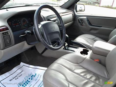 Jeep 2000 Interior 2000 Jeep Grand Laredo 4x4 Interior Color Photos