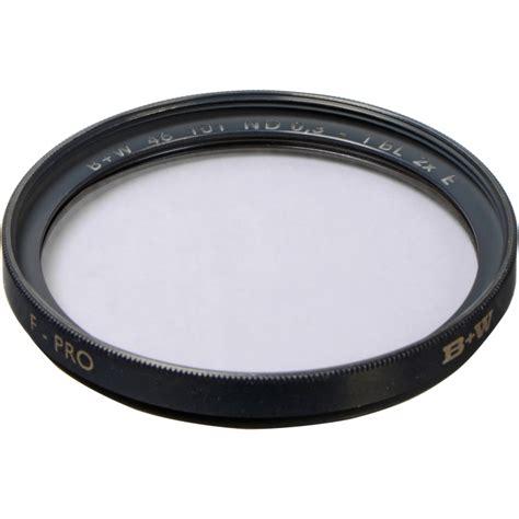 B W 46mm Sc 106 Solid Neutral Density 1 8 Filter 6 Stop b w 46mm sc 101 solid neutral density 0 3 filter 65 072650 b h