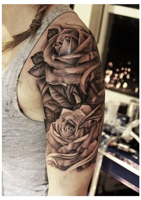 black rose of death tattoo tattoos and on