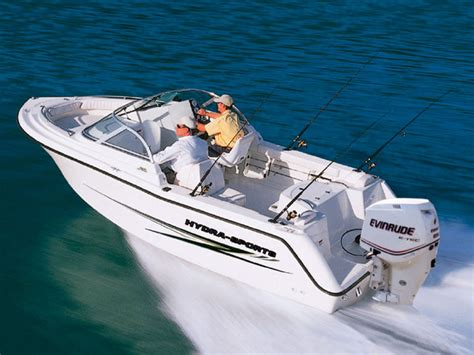 hydro sport boats research hydra sports boats 202 dc dual console boat on