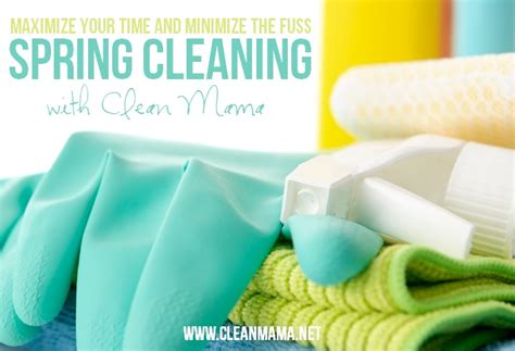 spring clean spring cleaning gather your tools clean mama