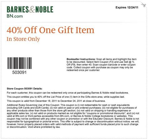 How To Use A Barnes And Noble Gift Card Online - barnes noble two coupons wilson writes