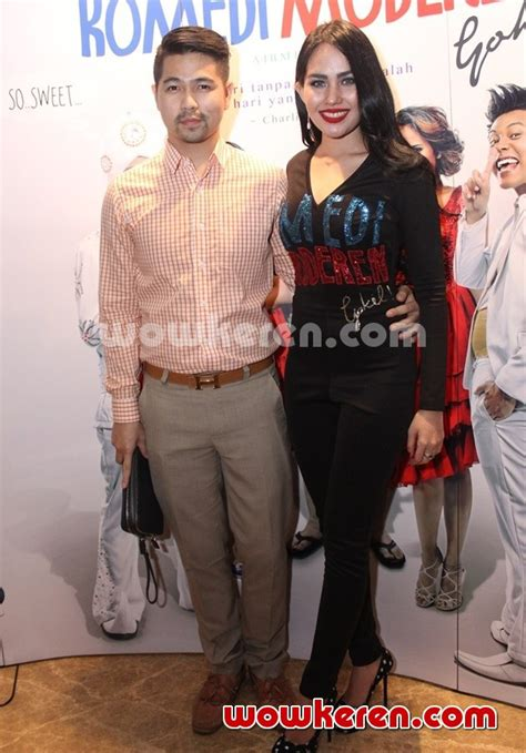 film komedi gokil dodit foto ovi sovianti duo serigala di gala premier film