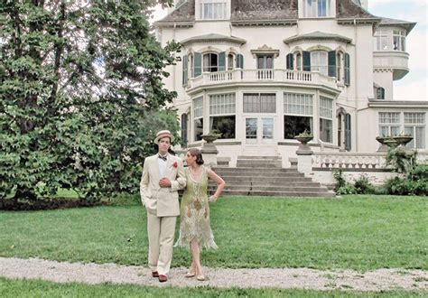 spadina museum historic house gardens stock images gatsby party at spadina museum too great a success do