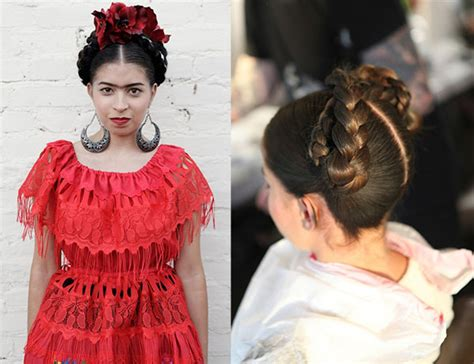 Frida Kahlo Hairstyle by 41 Of The Best Diy Costume Ideas And Hairstyle