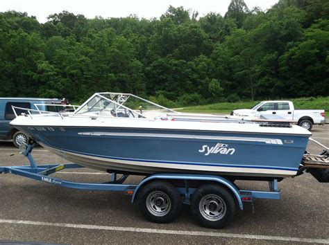 1984 sylvan boats for sale sylvan 1984 for sale for 3 000 boats from usa