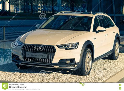 Audi 4wd Models by A4 Allroad Quattro New Car Model Of Audi 4wd Crossover