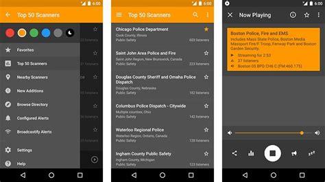 scanner apps for android free scanner radio
