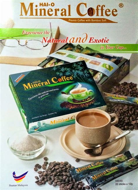 Mineral Coffee alfalfa the purest of its origin is at its