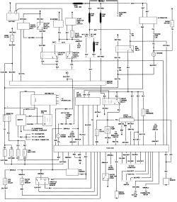 wiring diagram  toyota runner wiring diagram