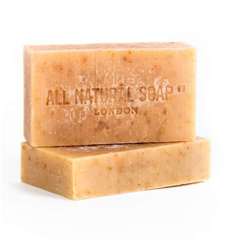 Handmade All Soap - citrus scrub all soap co award