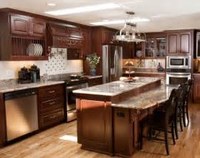 Wood Cabinet Kitchen White Vs Wood Kitchen Cabinets Weddingbee