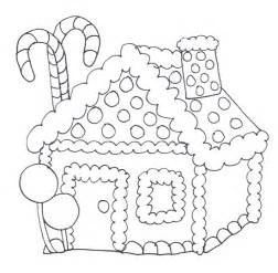 printable coloring pages gingerbread house bread house printable coloring pages