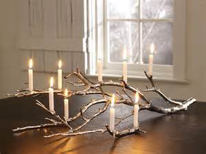decorating ideas using tree branches room decorating
