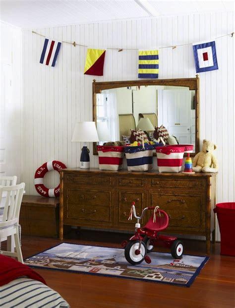 nautical boys bedroom cottage boy s room phoebe howard nautical boys room cottage boy s room anne hepfer