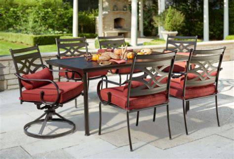Patio Cushions At Home Patio Furniture Clearance At Home Depot 75