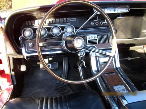 Size Of Two Car Garage by 1965 Ford Thunderbird Convertible 154315