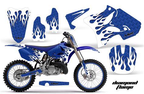 Yamaha 250 Sticker Kit by Yamaha Motocross Graphic Sticker Kit Yamaha Mx Yz250 Yz125