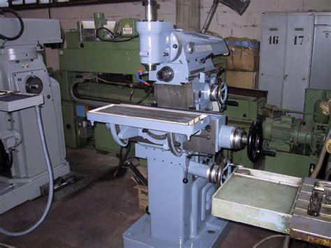 fresatrici da banco usate rivenditore fresatrice thiel 158 usata gamba macchine