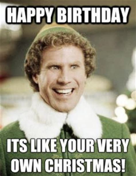 Christmas Birthday Meme - birthday meme funny kappit