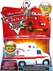 rescue squad ambulance disney cars toys wiki fandom powered wikia