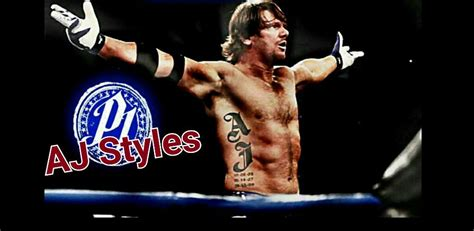 Why WWE Needs to Sign AJ styles.   Wrestling Amino