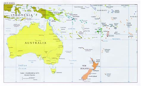map of australia and nz new zealand map australia